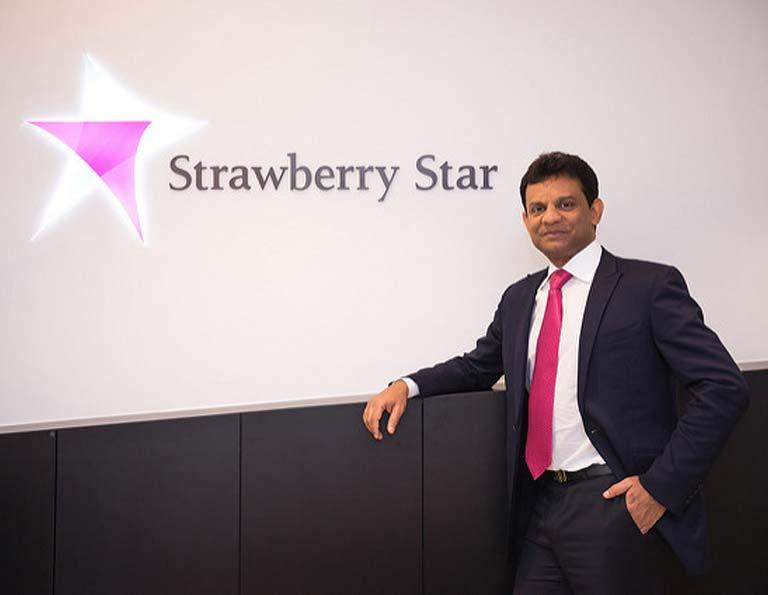 Mr Gowda of Strawberry Star London