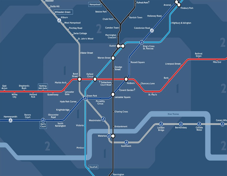 Night Tube service pushes up rental yields for London properties near the stations