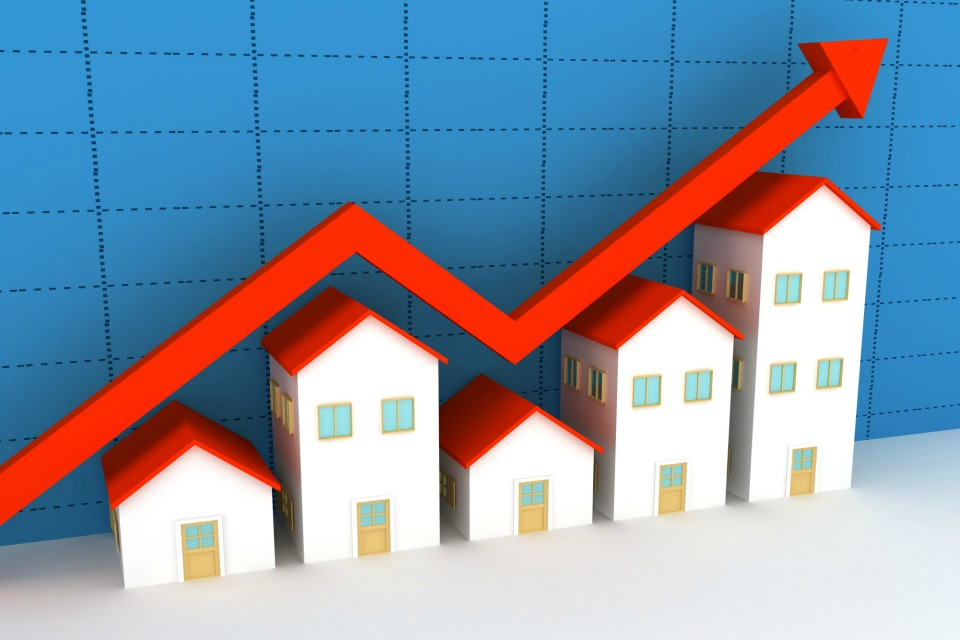 Property prices throughout the UK have risen steeply especially in London
