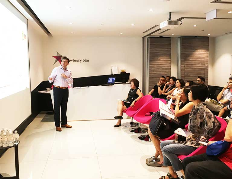 Strawberry Star hosts insightful session on Berlin property market for Singapore investors